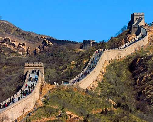 نمایش پست :خطرناک ترین گردشگری چین