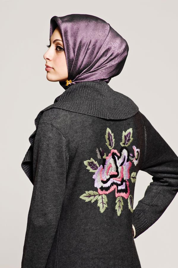 مدل های لباس زنانه اسلامی 2011