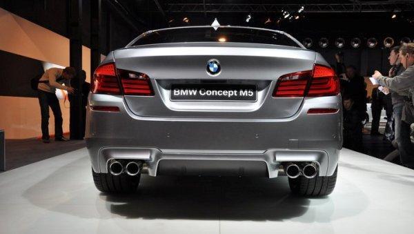 تصاویری از خودرو BMW M5