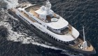 عکسهایی از کشتی مجلل و لوکس رئیس جمهور روسیه