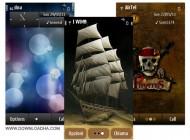 دانلود 3 تم جدید برای موبایل های نوکیا Symbian