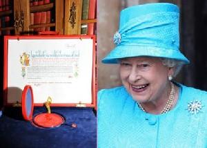 رکورد زنی ملکه انگلیس