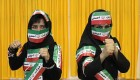 عکس های جالب از دختران حامی احمدی نژاد!!