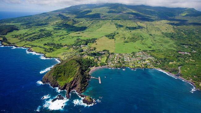 یباترین جزیره سال۲۰۱۰ جهان (عكس)