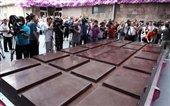 بزرگترین کیک ها و شیرینی های جهان!!