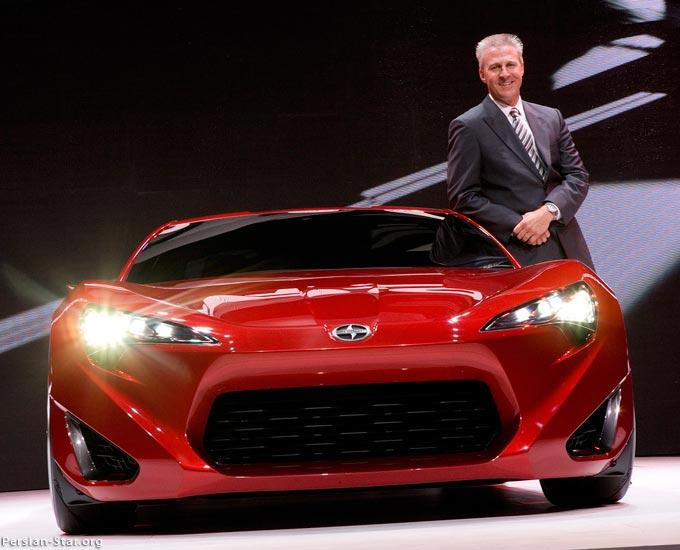 نمایشگاه اتومبیل 2011 نیویورک