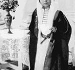 عکسهایی از پادشاه جوان عراق