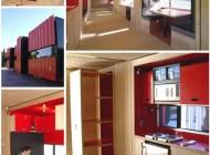 ترکیب رنگ قرمز در معماری داخلی