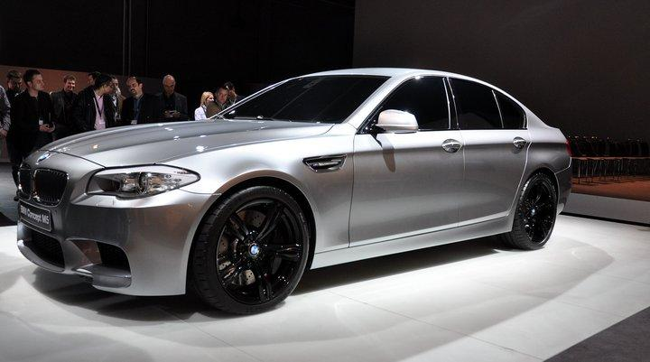 تصاویری ازخودرو BMW M5