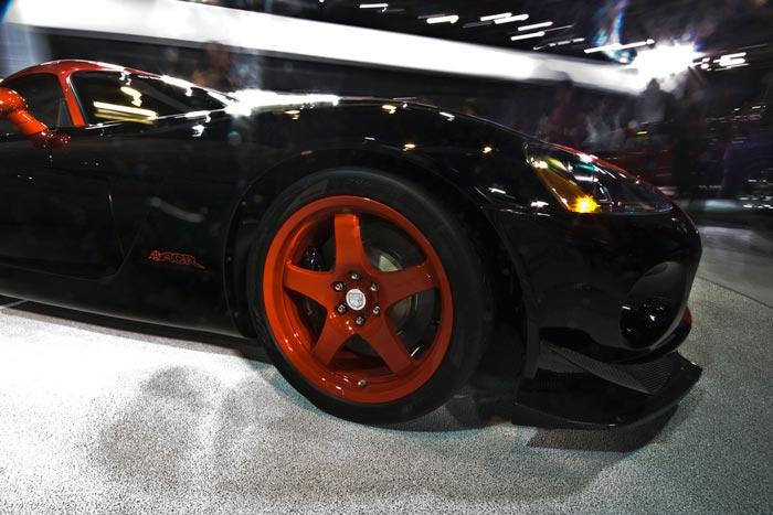 نمایش پست :عکس های نمایشگاه خودرو دیترویت 2011