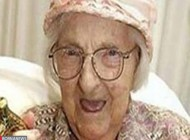 پشتکار باور نکردنی پیر زن 100 ساله امریکایی +عکس