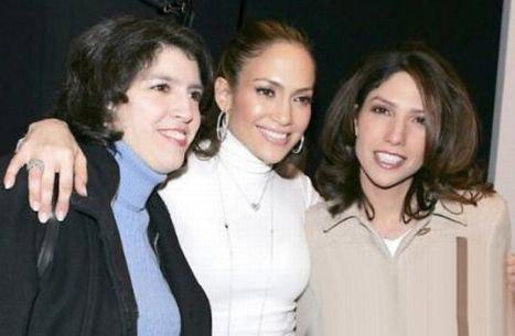 تصاویر زیبا از خواهران زشت جنیفر لوپز