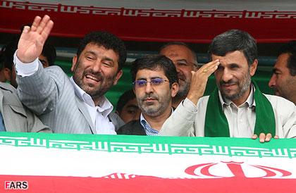 نمایش پست :منظور احمدی نژاد از آقای رییس! نوبت شما هم می رسد چه کسی بود؟