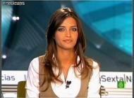 عکس جذاب ترین زن گزارشگر جهان در سال 2010