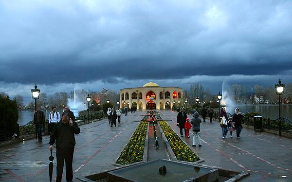 عکس های بسیار زیبا از ائل گلی تبریز