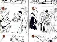 طنز(تصاویر آخر عاقبت نجات دادن همسر