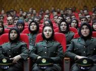 زنان ارتشی در کشور های مختلف
