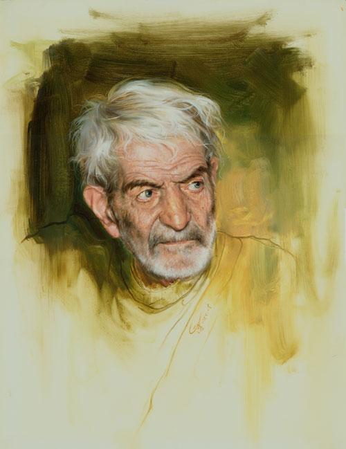 نقاشی های زیبای استاد مرتضی کاتوزیان