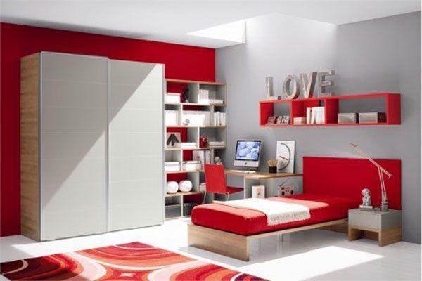 جدیدترین مدل دکوراسیون اتاق خواب دخترانه