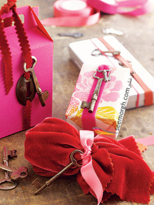 ایده هایی بسیار جالب برای بسته بندی هدایای روز مادر