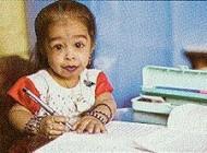 کوچکترین دختر دنیا+ عکس