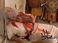 صحنه کشته شدن مختار + عکس