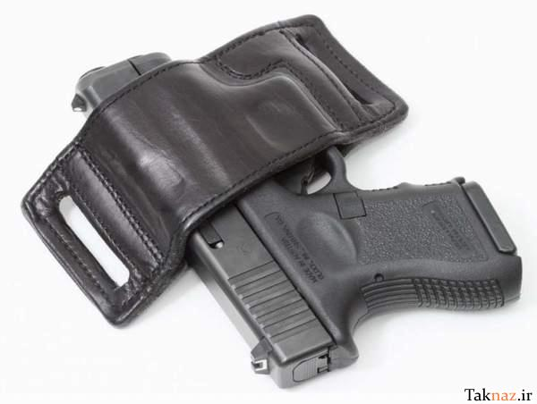 تصاویر تفنگ های جدید و مدرن