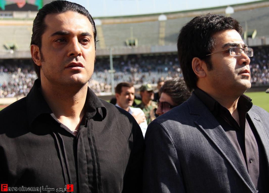 نمایش پست :عکس پرستو صالحی و فرزاد حسنی در مراسم تشییع ناصر حجازی