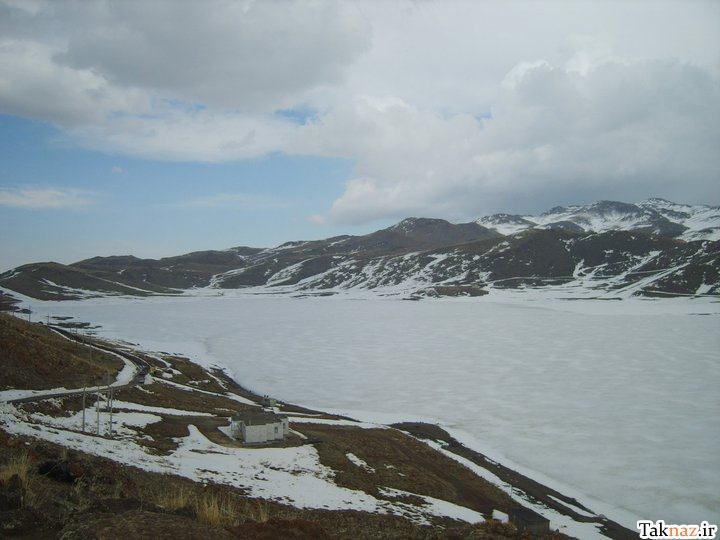 نمایش پست :پیشنهاد گردشگری برای آخر هفته :دریاچه نئور +تصاویر
