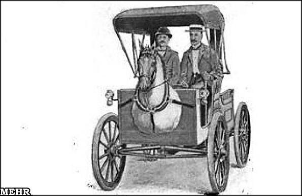 نمایش پست :عجیب ترین خودروهای تاریخ! + عکس
