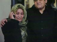 تصاویر جدید از اکبر عبدی در کنار مادرش