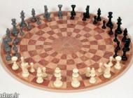 شطرنج 3 نفره هم اختراع شد + عکس