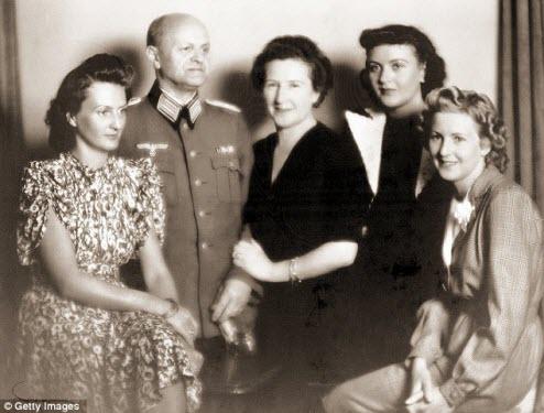 عکسهایی دیده نشده از معشوقه هیتلر