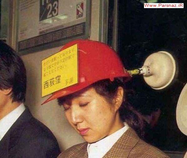 عکس های دیدنی ازسوژه های بسیار خنده دار از نوع ژاپنی