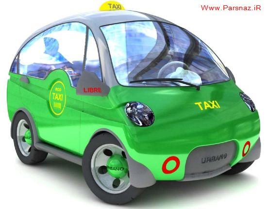 نمایش پست :تصاویرجدیدترین مدل تاکسی!!!
