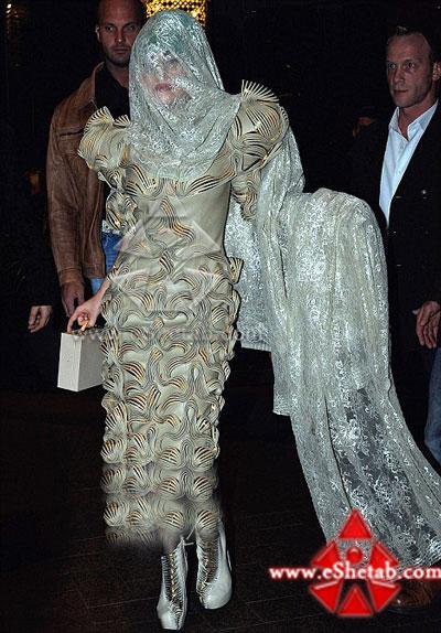 خبر های داغ داغ از لیدی گاگا و آنجلینا جولی..(تصاویر)