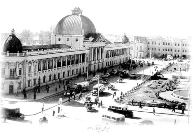 عکس های دیدنی از محله های قدیم تهران..!