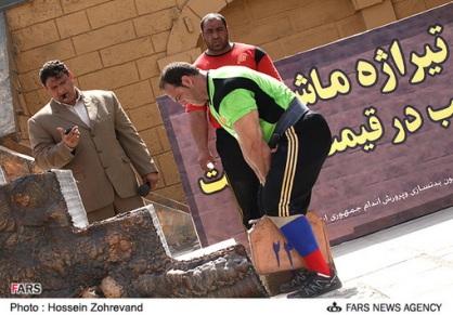 داداشی از كودكی تا مسابقات مردان آهنین..(تصاویر)