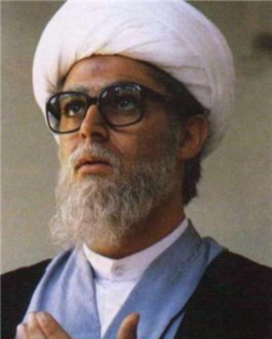 محمد رضا گلزار در لباس روحانیت..(عکس)