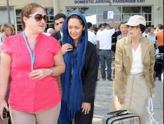 عکس های جنجالی نیکی کریمی در آنتالیا