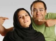 ماجرای آشنایی رامبد جوان با همسرش+ (عکسی جالب)