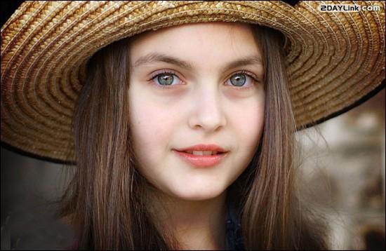 زیباترین و جذاب ترین دختر دنیااز نگاه کتاب گینس