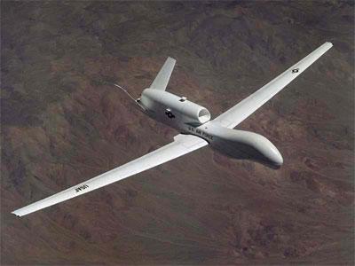 هواپیمای جاسوسی آمریکا در آسمان قم سرنگون شد +عکس