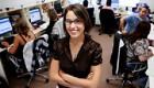 دختری 21 ساله که کسب و کارش را 100میلیون دلار فروخت:عکس