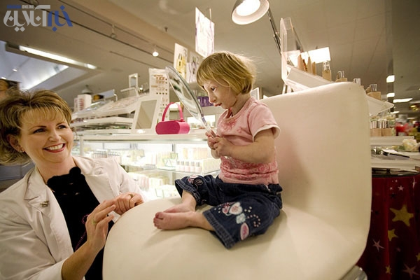 عکس هایی بسیار جالب از عجیب ترین دختر جهان
