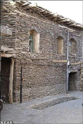 زیباترین روستای رنسانسی ایران +گزارش تصویری