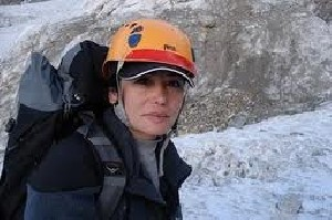 مرگ تأسف بار کوهنورد زن ایرانی در پاکستان !(+عکس)