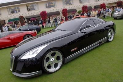 به نظر شما این لوکس ترین خودروی جهان نیست؟