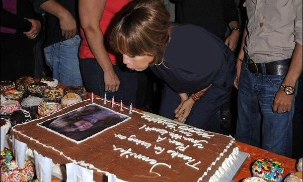 جشن تولد جنیفر لوپز :عکس های جالب