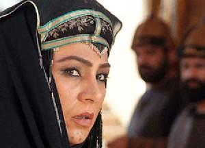 بهترین بازیگر زن سریال مختارنامه انتخاب شد :عکس
